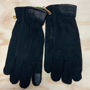 TIMBERLAND Suede Leather TOUCHSCREEN Gloves